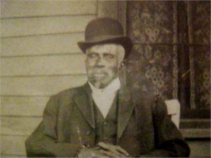 Jack Holley, survivor of Slocum Massacre
