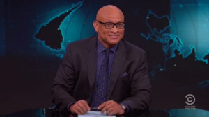 """The Nightly Show with Larry Wilmore"" (Comedy Centra)l"