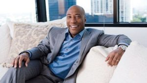 Comedian and CEO of Entertainment Studios Network Byron Allen.