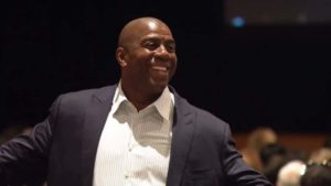 "Ervin ""Magic"" Johnson (David Alex Films/Vimeo)"