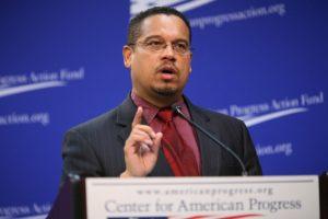 Keith Ellison (Center for American Progress Action Fund/Flickr)