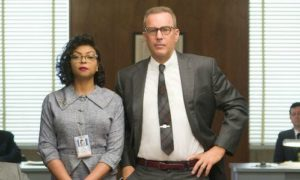 'Hidden Figures' Director Defends Decision to Add Fictitious White Savior Scenes to Movie