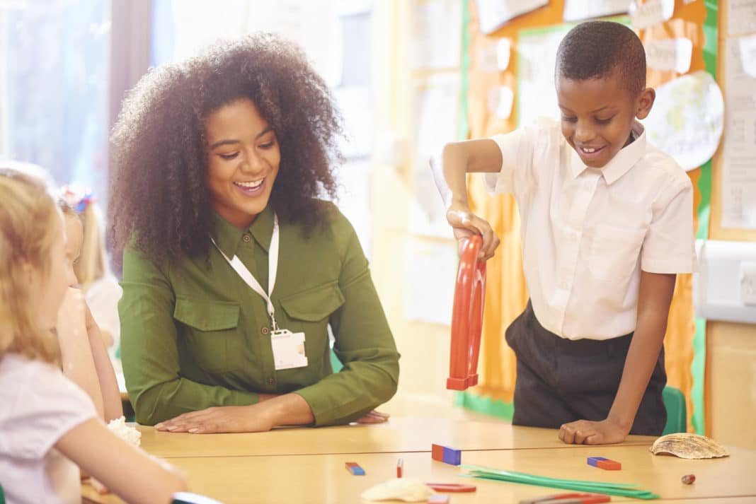 Study With Just One Black Teacher, Black Students Much -2370