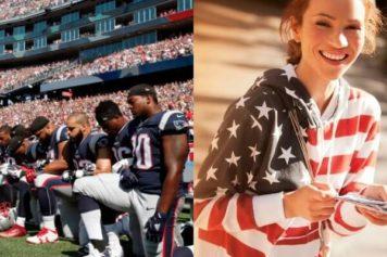 disrespect flag