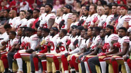 NFL Protest Ban