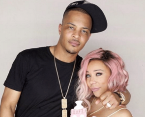 T.I and Tiny Harris
