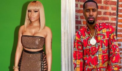Nicki and Safaree Engaged in a Beef