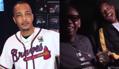 T.I. Endorses Will Smith and Dave Chappelle for President and Vice President