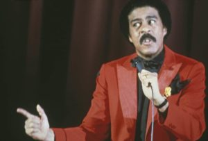 New Richard Pryor TV Documentary Set to Include Comics Younger and Older, Ranging from Tiffany Haddish and Mike Epps to Jimmie Walker and Howie Mandel