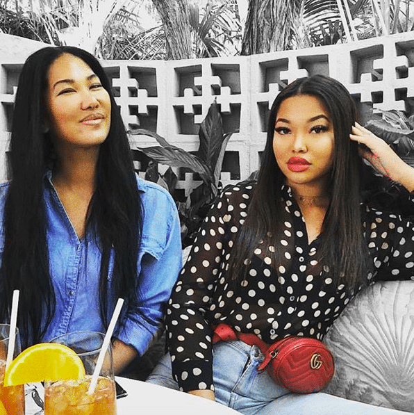 Kimora Lee Simmons and Daughter Ming Lee Simmons Has Fans Seeing Double in Recent Photo