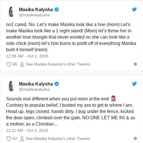Masika Kalysha