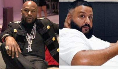 Floyd Mayweather and DJ Khaled charged with cyrptocurrency fraud