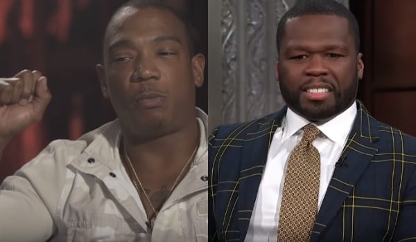 Ja Rule Says 50 Cent Blocked Him From Social Media