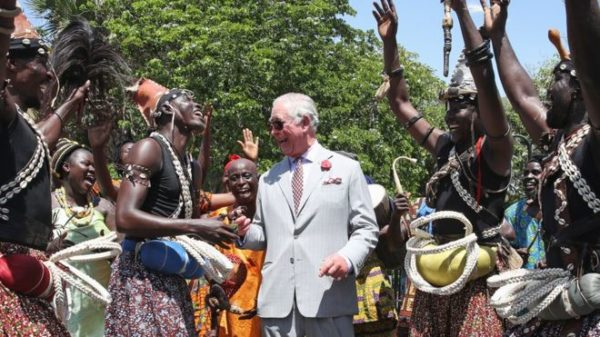 Prince Charles Calls Britain's Role In Slavery an 'Atrocity' as Critics Blast Africans for Fawning Over Royal Visit