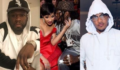 50 Cent and others told Cardi B to take Offset back