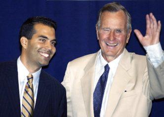 George H.W. Bush, George P. Bush, BUSH