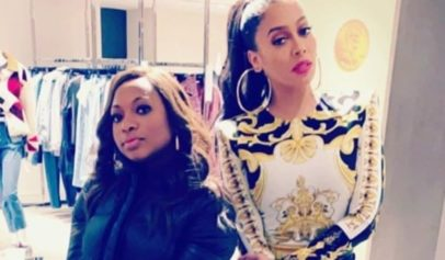 Naturi Naughton and La La Anthony share new photo and get a huge reaction