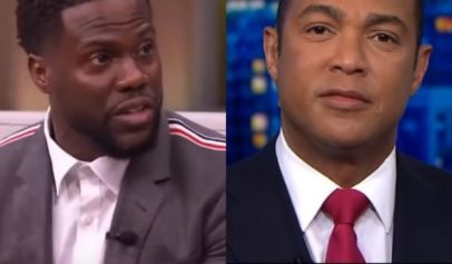 Kevin Hart responded to Don Lemon's request for him to become and LBGTQ ally