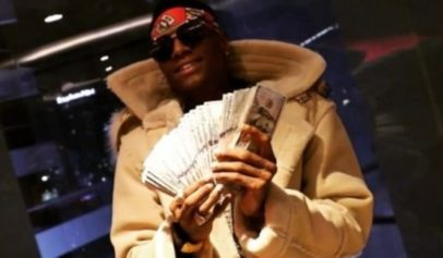 Soulja Boy said he was the first Internet rap star and didn't kill hip-hop