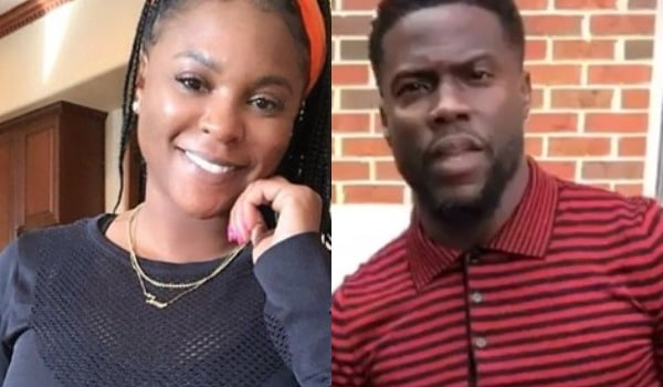 Torrei Hart clapped back at a fan who didn't like her joke about ex-husband Kevin Hart.