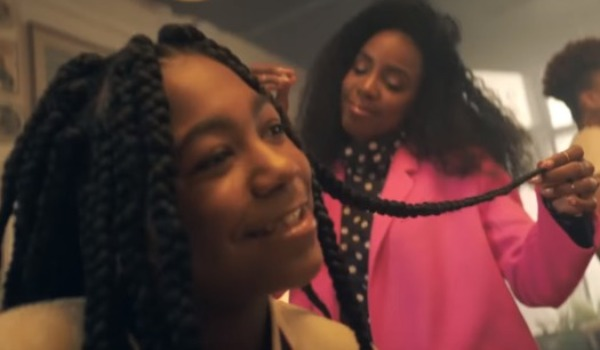 "The two Louisiana girls who were kicked out of school for having braids were tapped to be in Kelly Rowland's ""Crown"" Video."