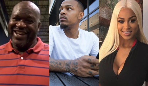 The recent fight between Bow Wow and Kiyomi Leslie may involve Shaquille O'Neal