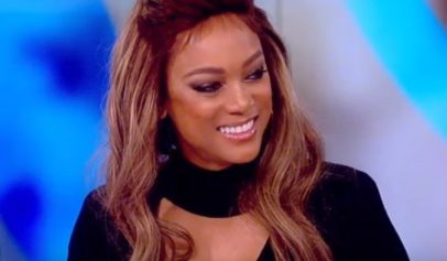 Tyra Banks announced that she's opening her own theme park called Modelland.