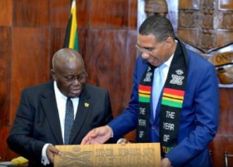 Jamaica Ghana Visa Waiver