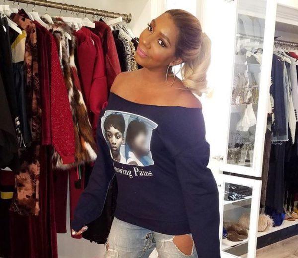 Nene Leakes mugshot sweatshirt