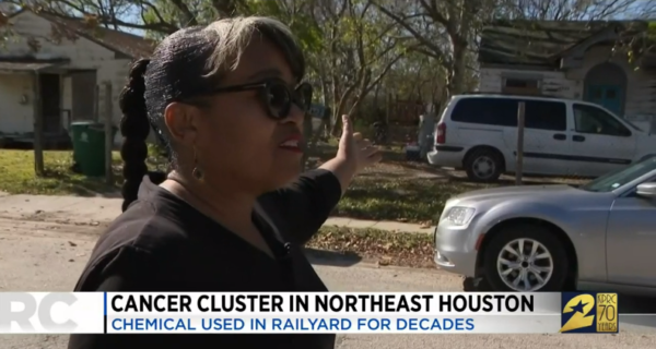 'All Our Neighbors Are Dead': Houston Residents Say Contaminants from Nearby Rail Yard are Causing Cancer Levels to Spike