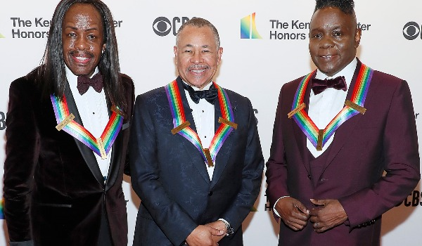 Earth, Wind & Fire Becomes the First Black Group to Be Inducted Into the Kennedy Center Honors