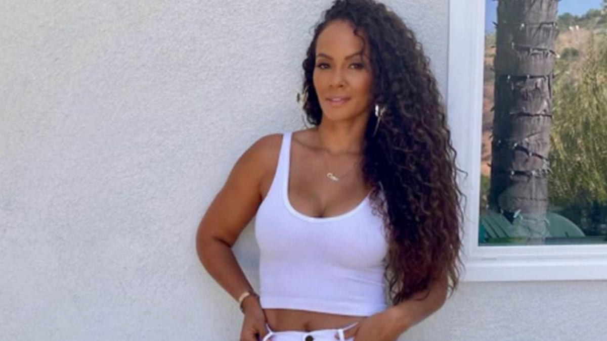 'You are the Mother F–king Factor': Evelyn Lozada's Basic Bun Look Has Fans Wanting More