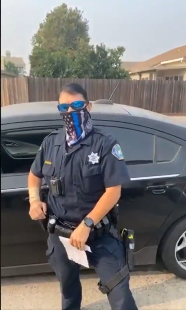 'She's Waiting for You to Make the Wrong Move': Black Mother Defends Her Son from Police Officer Who Called Backup Instead of Giving Teen a Traffic Ticket