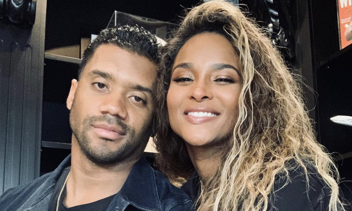 'Win Is a Cutie Pie': Russell Wilson Shares Adorable Pic of Himself Bonding with His and Ciara's 5-Month-Old Son