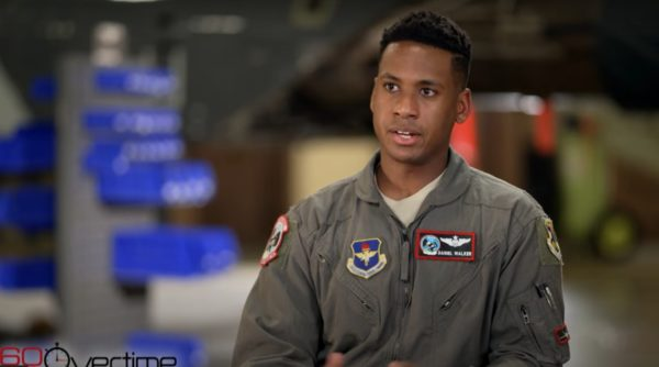 'You're Big, You're Black…You're Intimidating': Black F-22 Pilot Leaves Air Force After 11-Year 'Uphill Battle' Against Racism